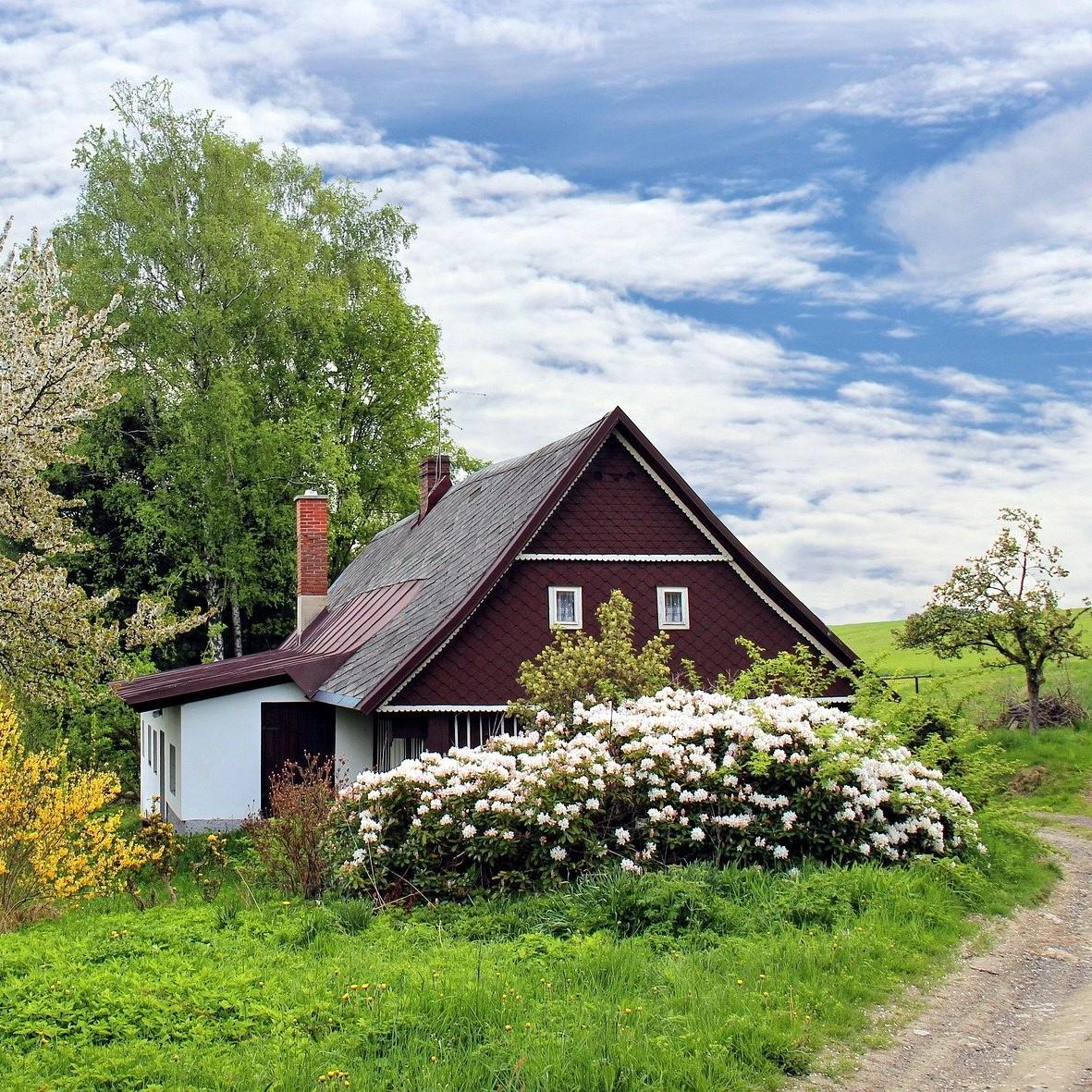 Kolej Jinak - Výstava Proměny venkovské architektury