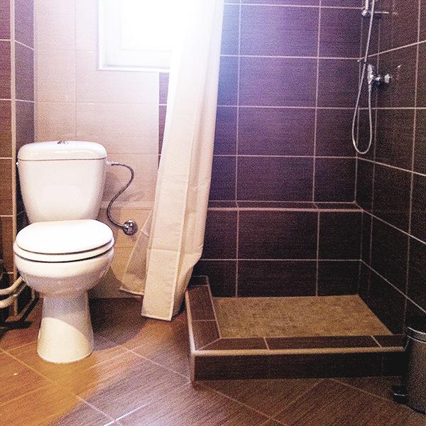 Koupelna - Apartmán č.3 - Kolej Jinak