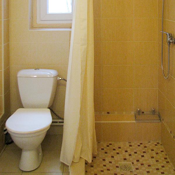 Koupelna - Apartmán č.5 - Kolej Jinak