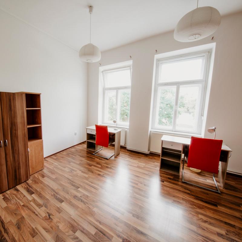 Dvojlůžkový pokoj - Apartmán č.5 - Kolej Jinak
