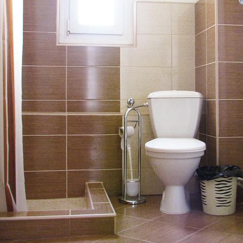 Koupelna - Apartmán č.6 - Kolej Jinak