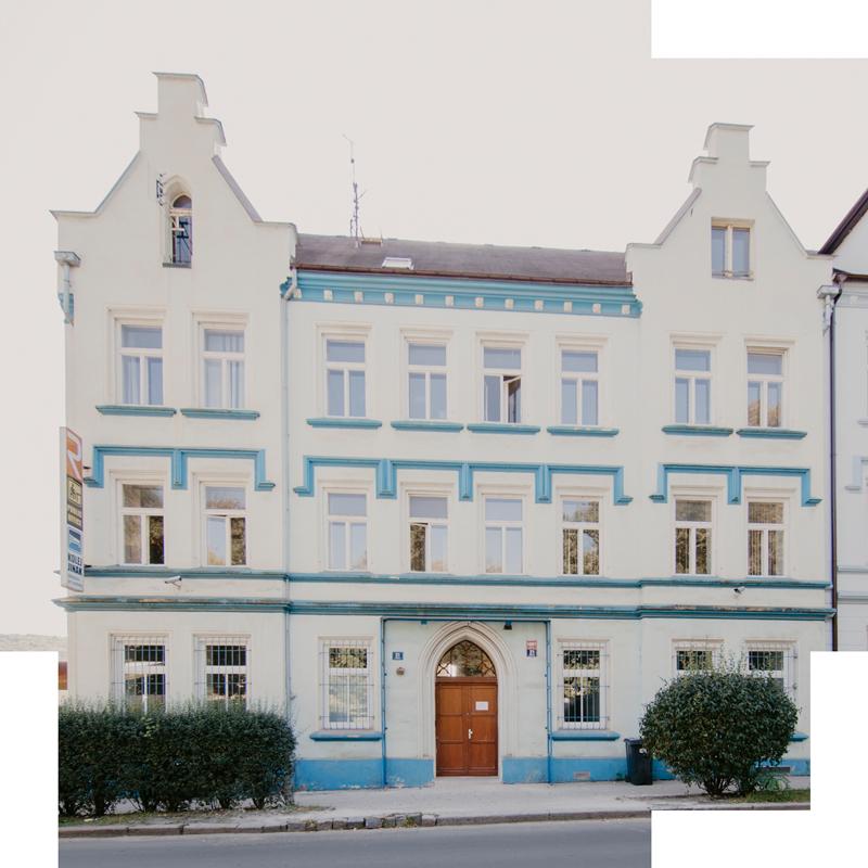 Kolej Jinak - Ubytování Ústí nad Labem