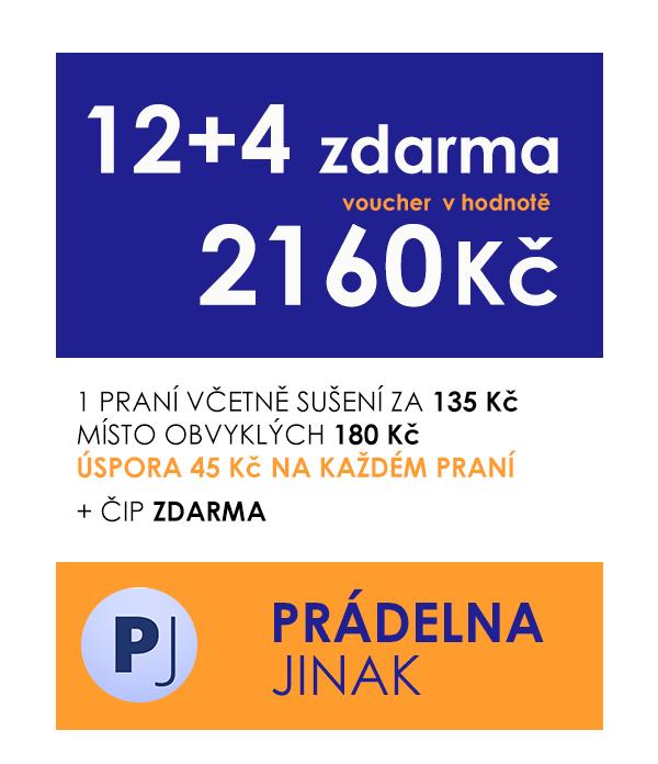 PJ - voucher 12+4