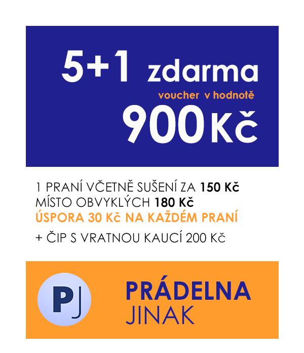 PJ - voucher 5+1