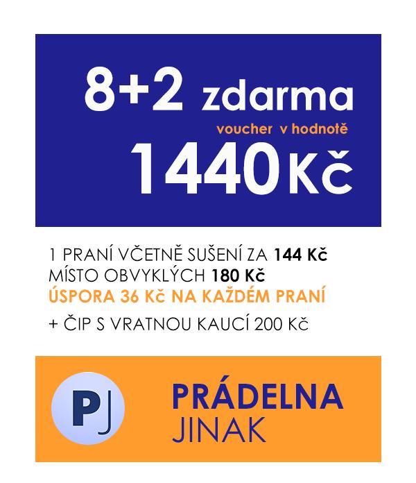 PJ - voucher 8+2
