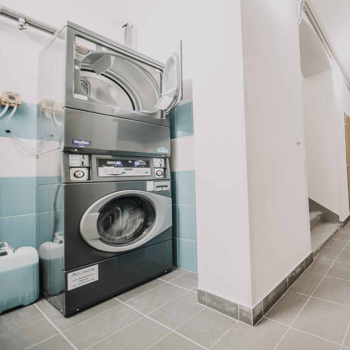 Prádelna Jinak - Ústí nad Labem - Kolej jinak